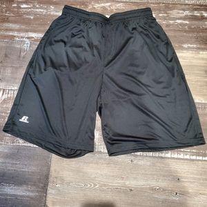 Athletic mens shorts
